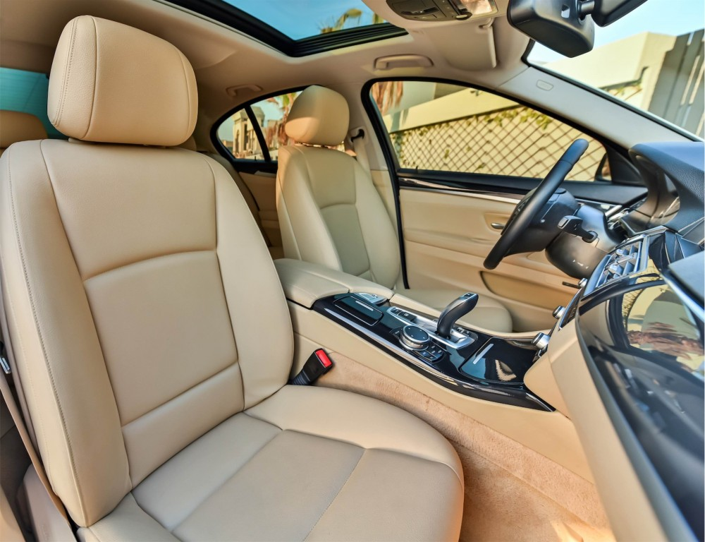 buy approved BMW 535i with warranty