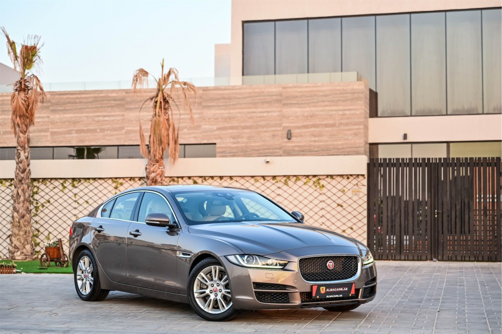 buy approved Jaguar XE without downpayment