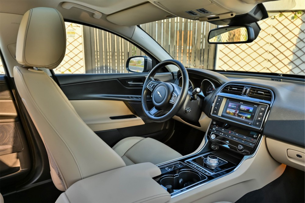 buy approved Jaguar XE with warranty