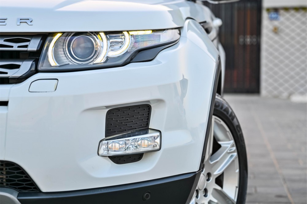 buy used Range Rover Evoque without downpayment