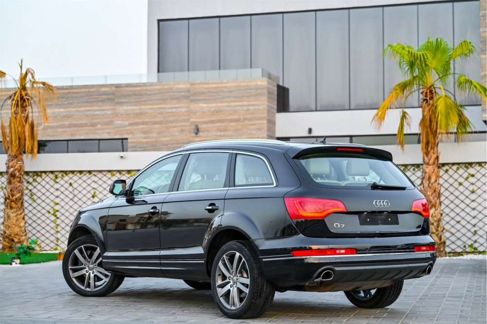 buy used Audi Q7 without downpayment