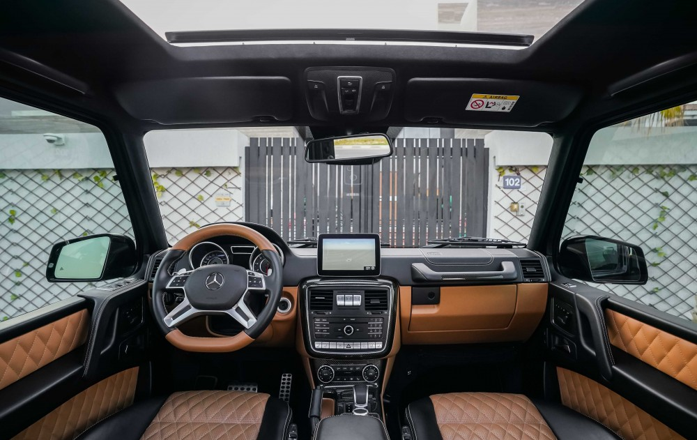 buy pre-owned Mercedes Benz G63 AMG in Dubai