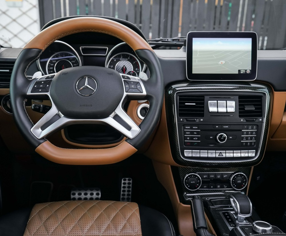 buy used Mercedes Benz G63 AMG with warranty