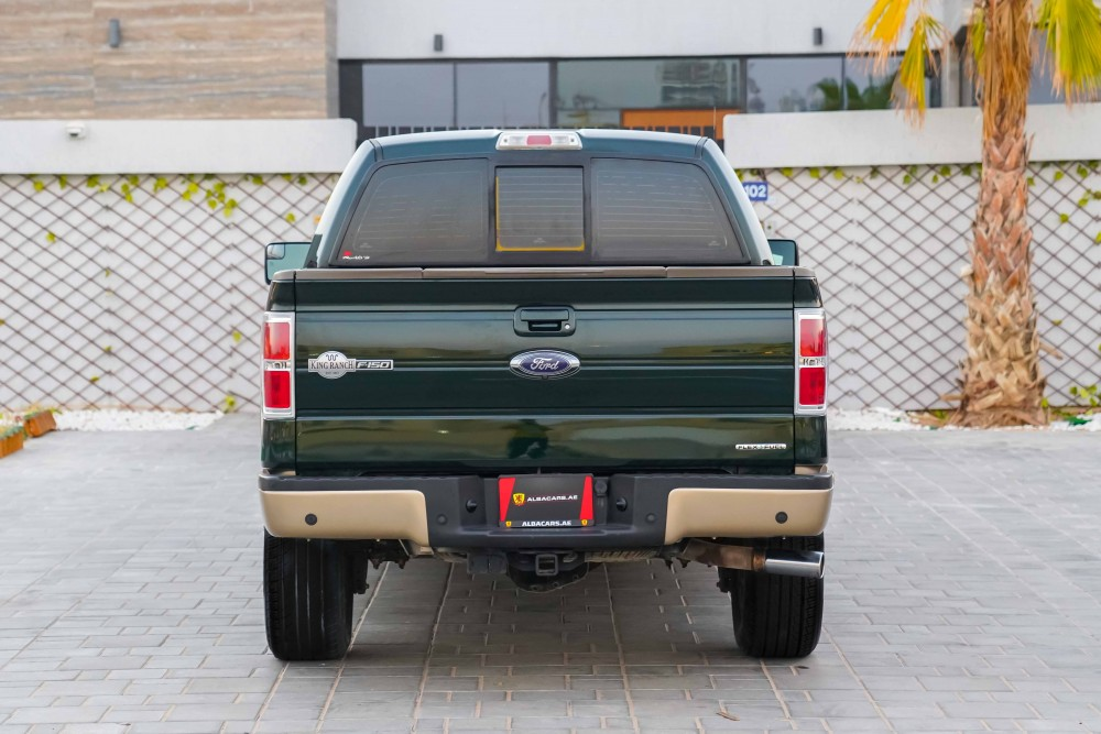 buy second hand Ford F-150 King Ranch Double Cabin in UAE