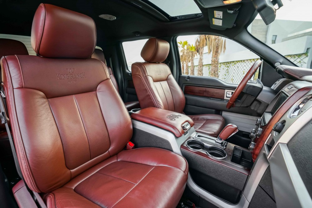 buy used Ford F-150 King Ranch Double Cabin in UAE