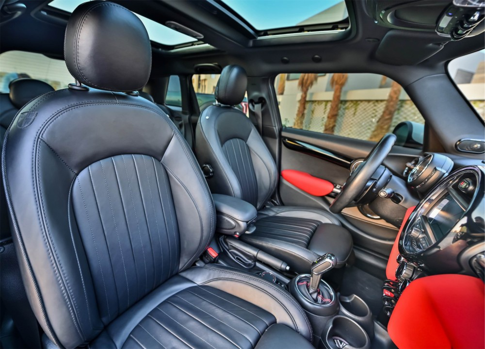 buy certified Mini Cooper S without downpayment