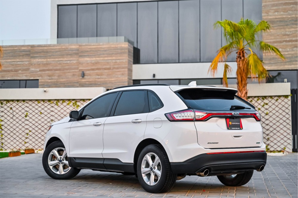buy used Ford Edge without downpayment
