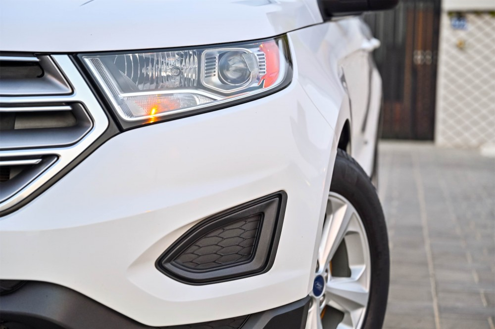 buy slightly used Ford Edge without downpayment