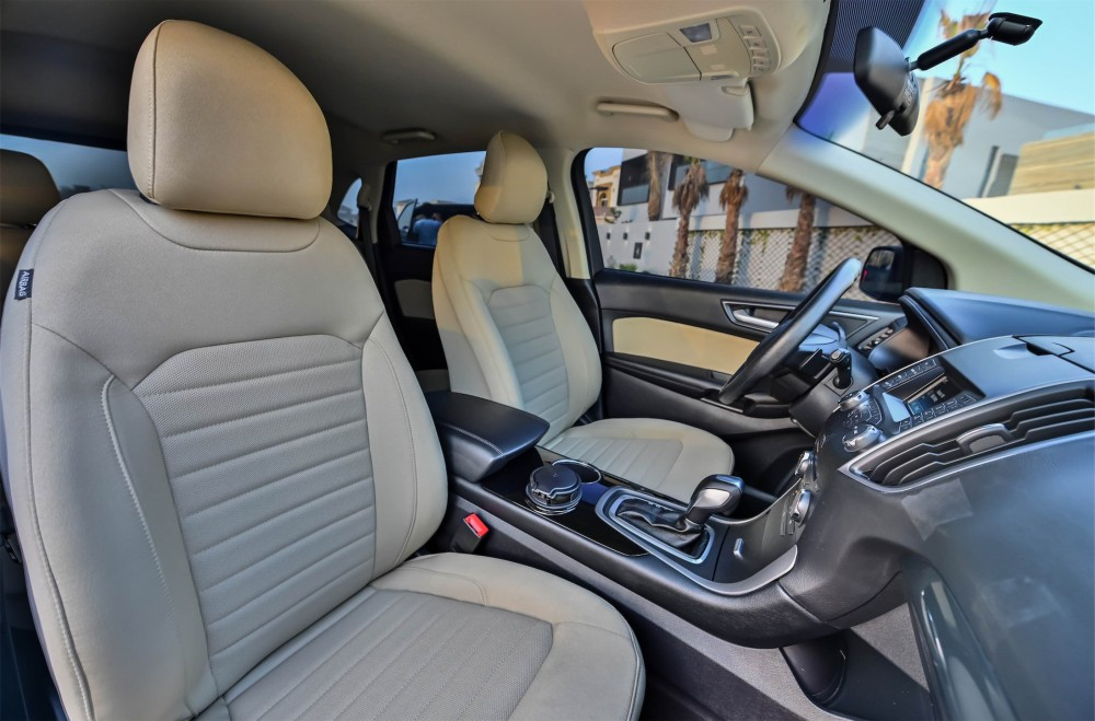 buy second hand Ford Edge in UAE