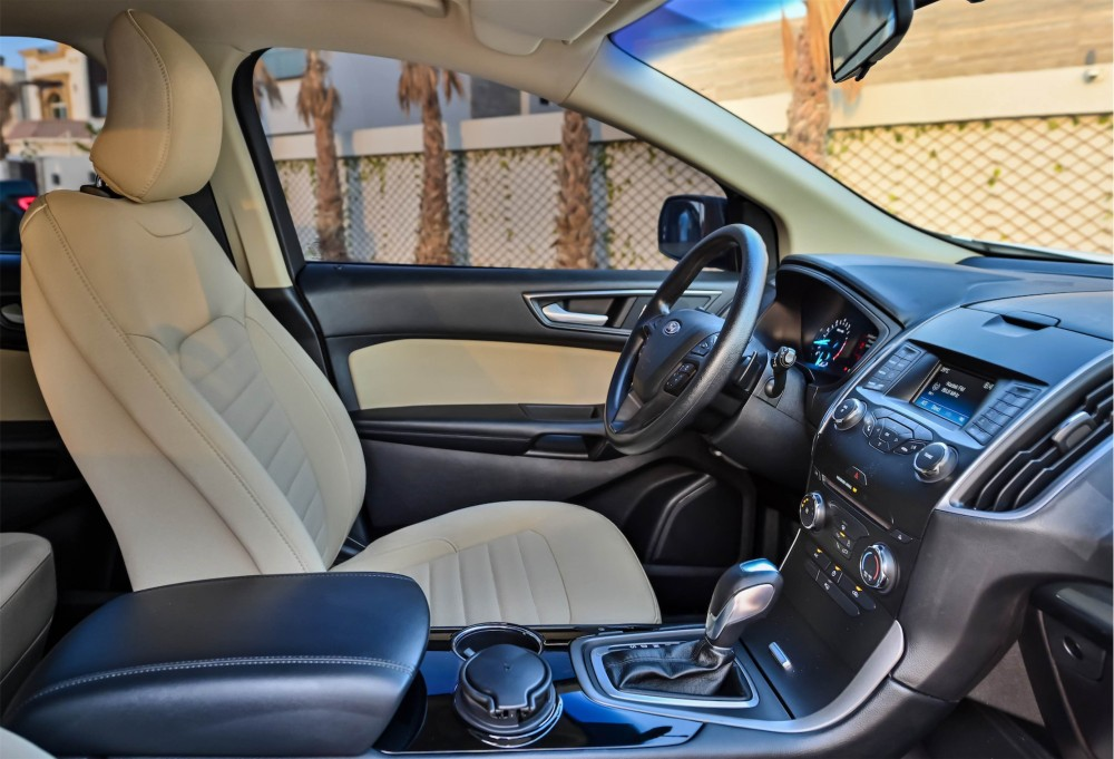 buy second hand Ford Edge without downpayment