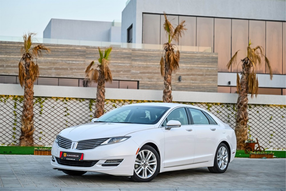buy pre-owned Lincoln MKZ Ecoboost without downpayment