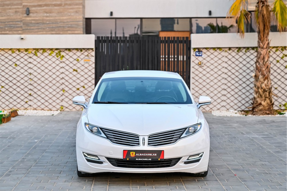 buy pre-owned Lincoln MKZ Ecoboost with warranty
