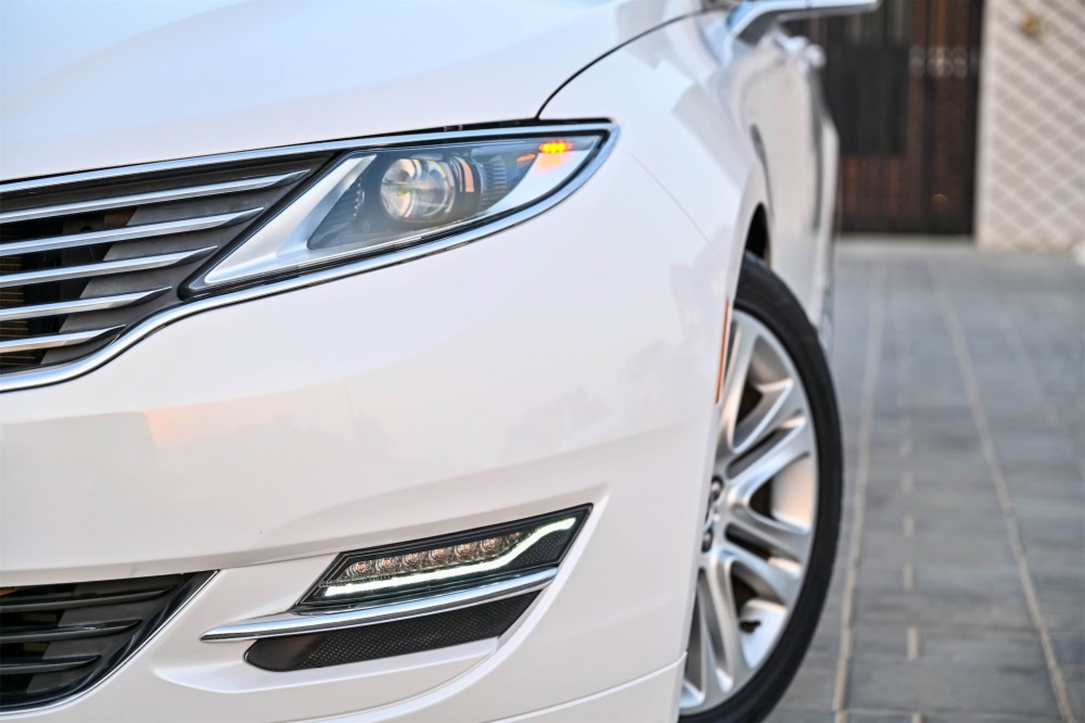buy slightly used Lincoln MKZ Ecoboost with warranty