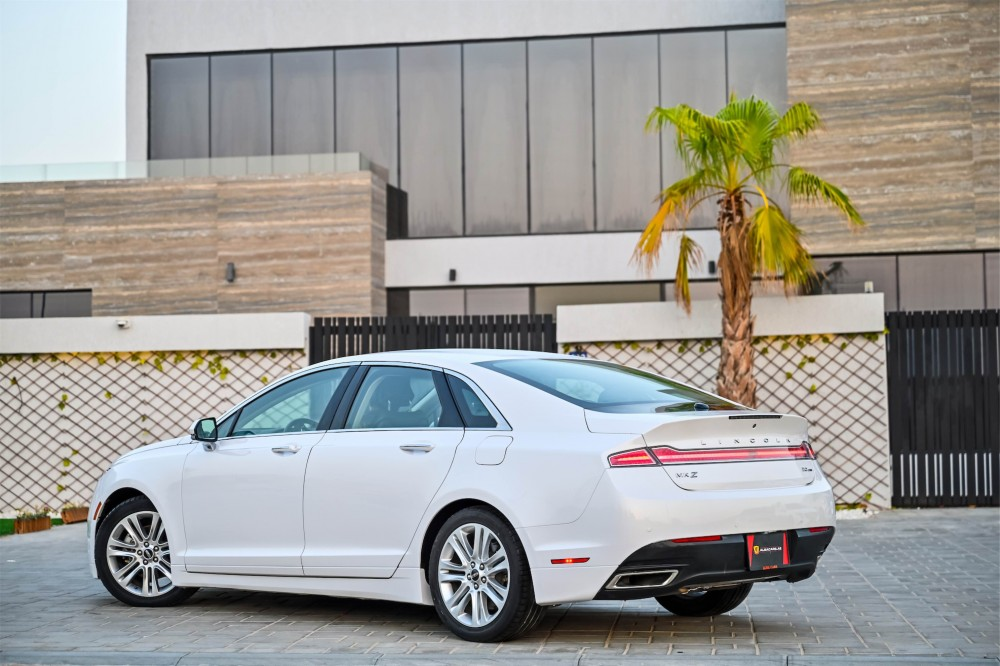 buy used Lincoln MKZ Ecoboost in UAE