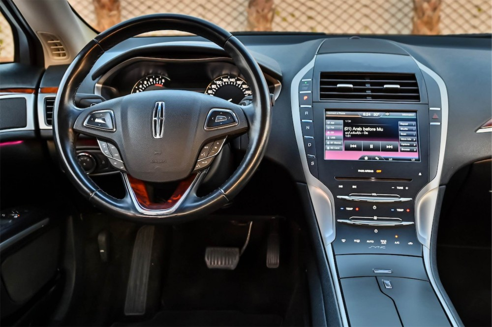 buy approved Lincoln MKZ Ecoboost in UAE