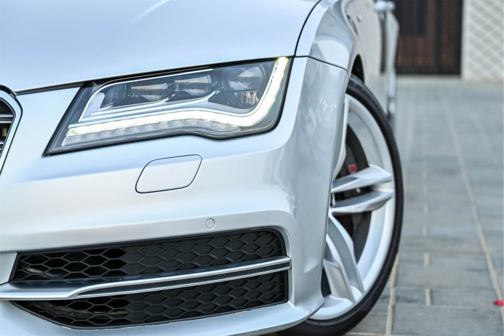 buy slightly used Audi S7 4.0L without downpayment