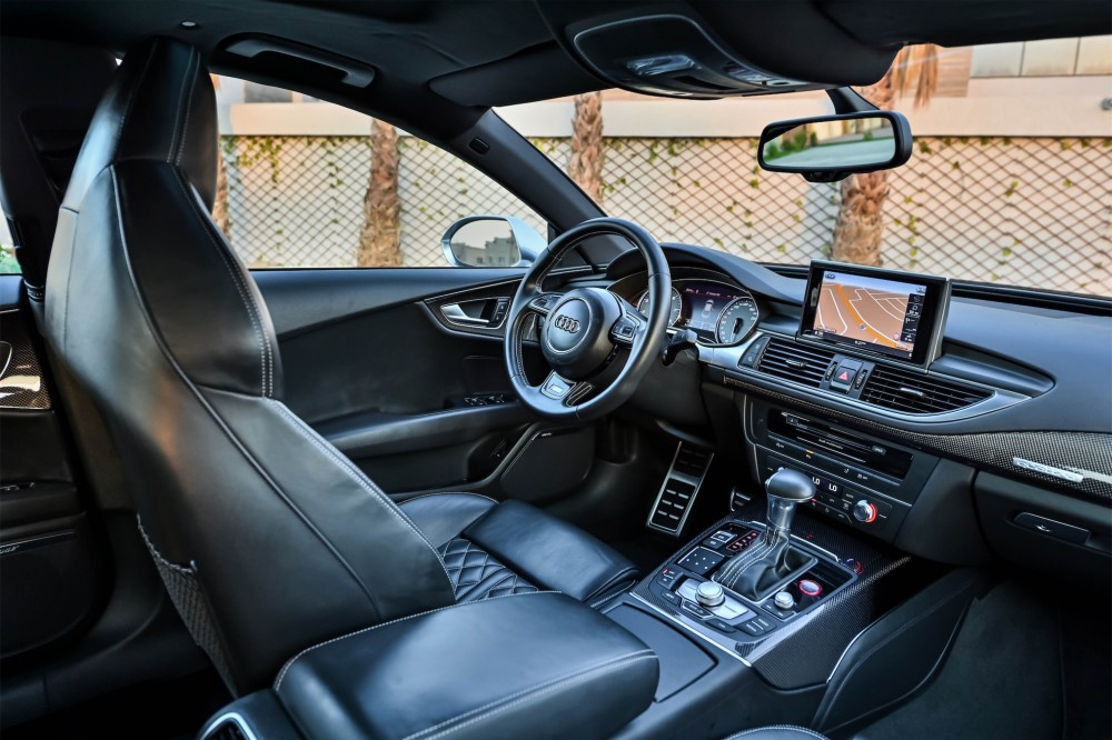 buy second hand Audi S7 4.0L without downpayment