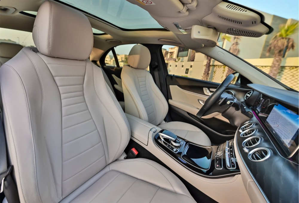buy approved Mercedes-Benz E200 AMG with warranty