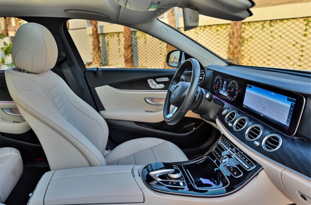 buy approved Mercedes-Benz E200 AMG in Dubai