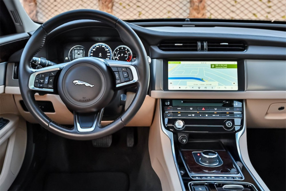 buy approved Jaguar XF without downpayment