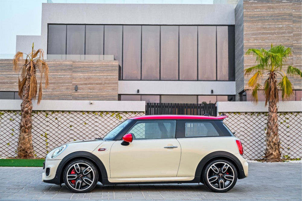 buy used MINI Cooper JCW without downpayment