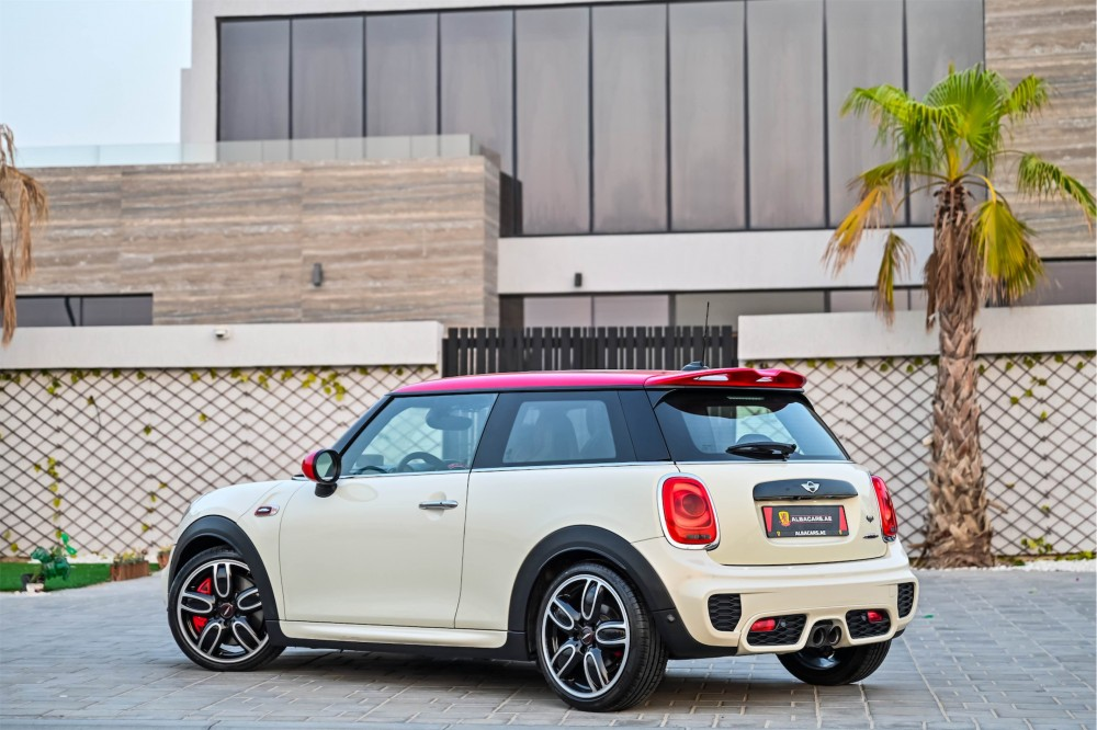 buy second hand MINI Cooper JCW with warranty