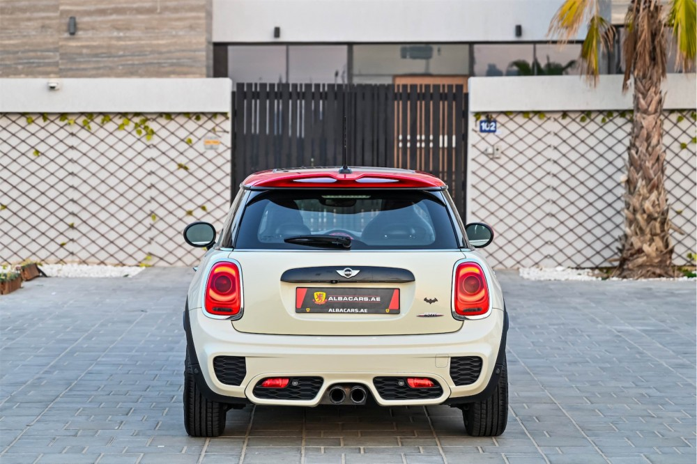 buy second hand MINI Cooper JCW without downpayment