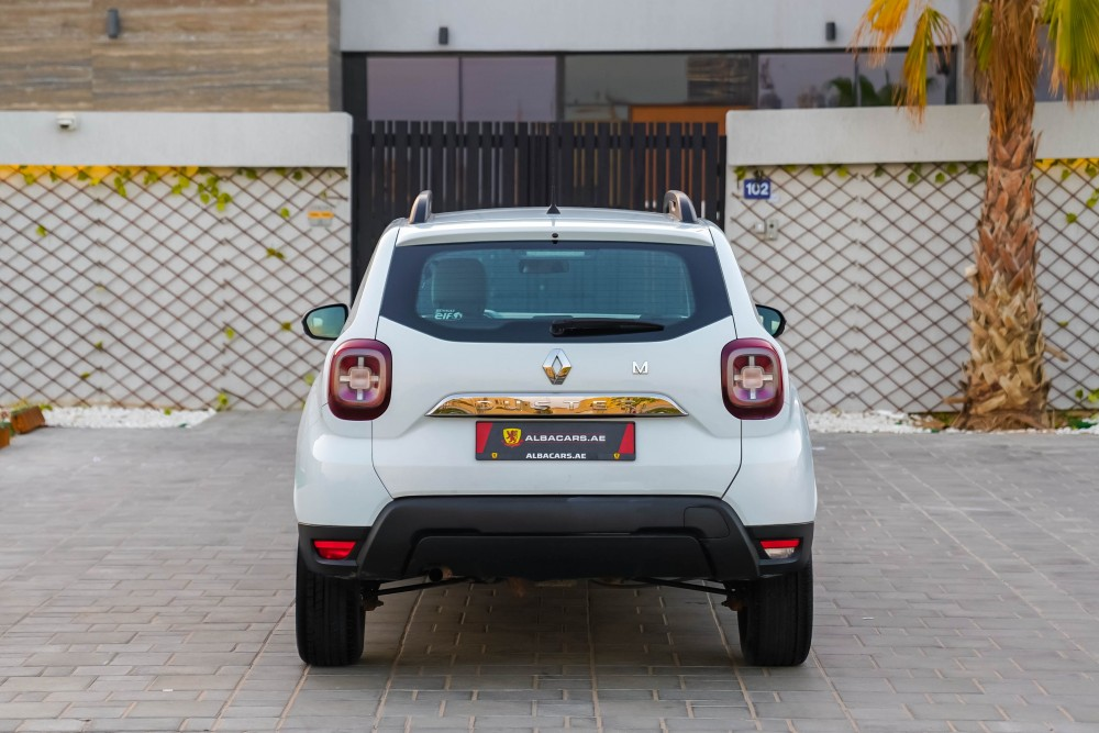 buy certified Renault Duster 4WD with warranty