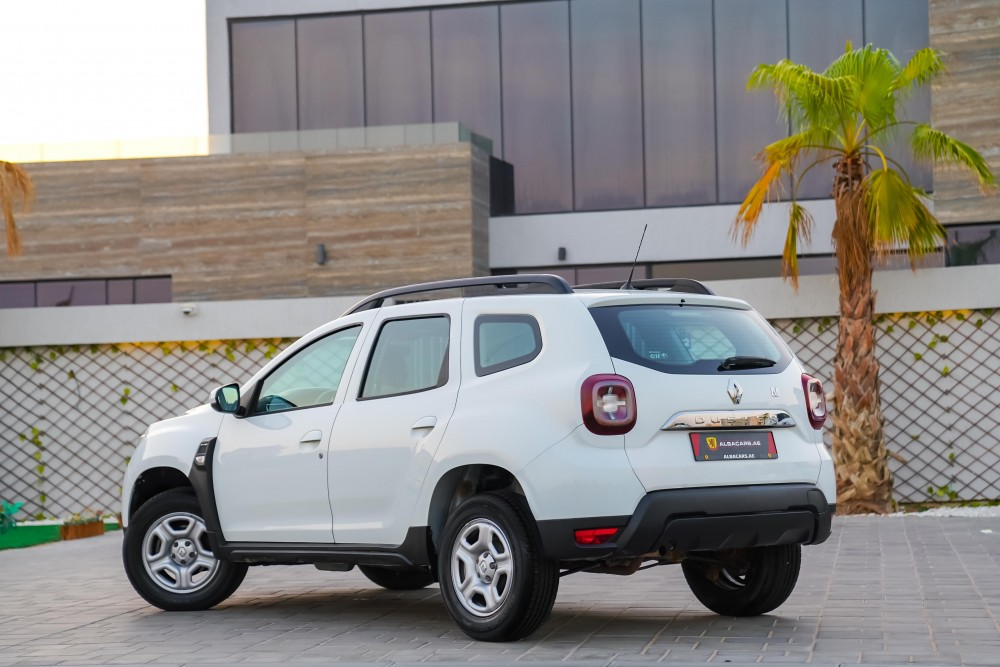 buy used Renault Duster 4WD without downpayment