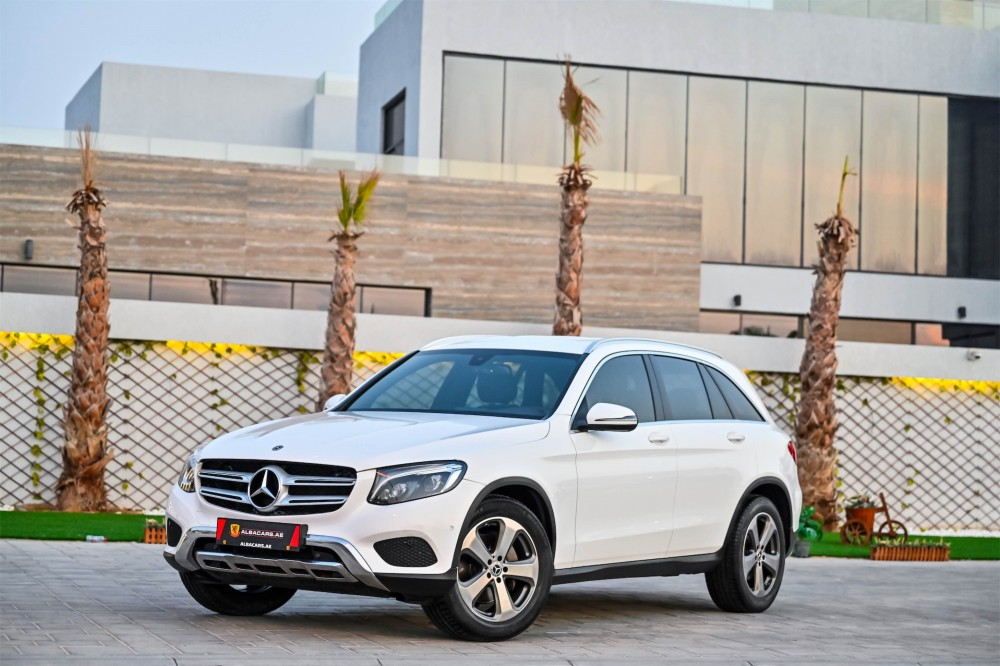 buy used Mercedes-Benz GLC250 4Matic with warranty