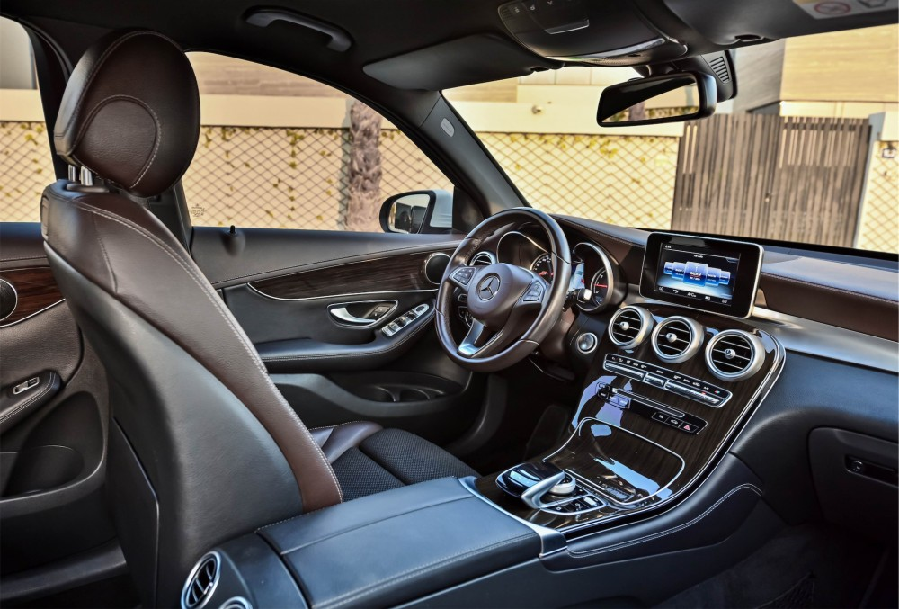 buy used Mercedes-Benz GLC250 4Matic without downpayment