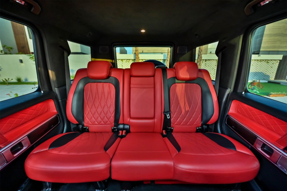 buy certified Mercedes G63 AMG without downpayment