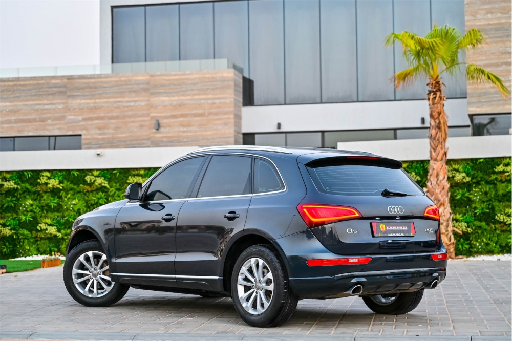 buy pre-owned Audi Q5 2.0L with warranty