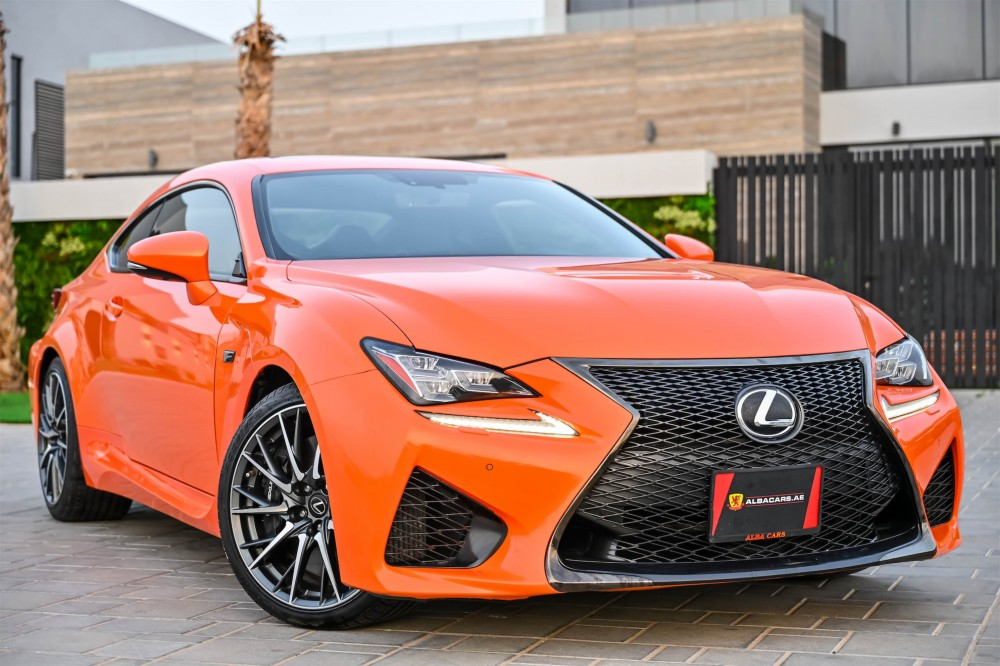 buy used Lexus RC-F 5.0L without downpayment