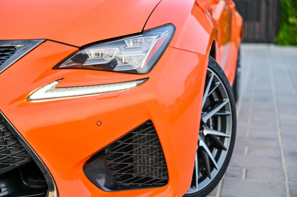 buy pre-owned Lexus RC-F 5.0L without downpayment