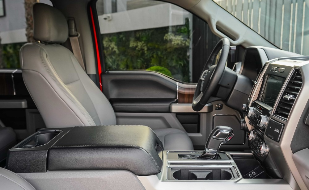 buy certified Ford F-150 Lariat Ecoboost Double Cabin without downpayment