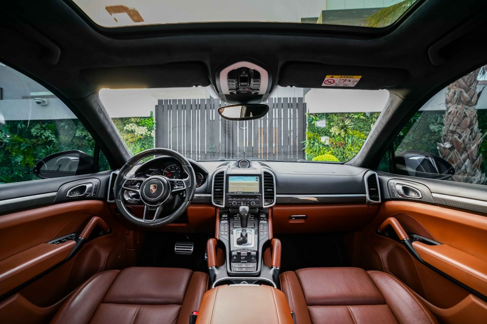 buy second hand Porsche Cayenne GTS without downpayment