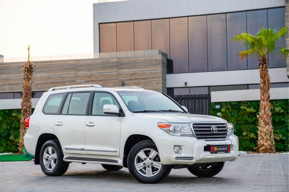 buy approved Toyota Land Cruiser with warranty