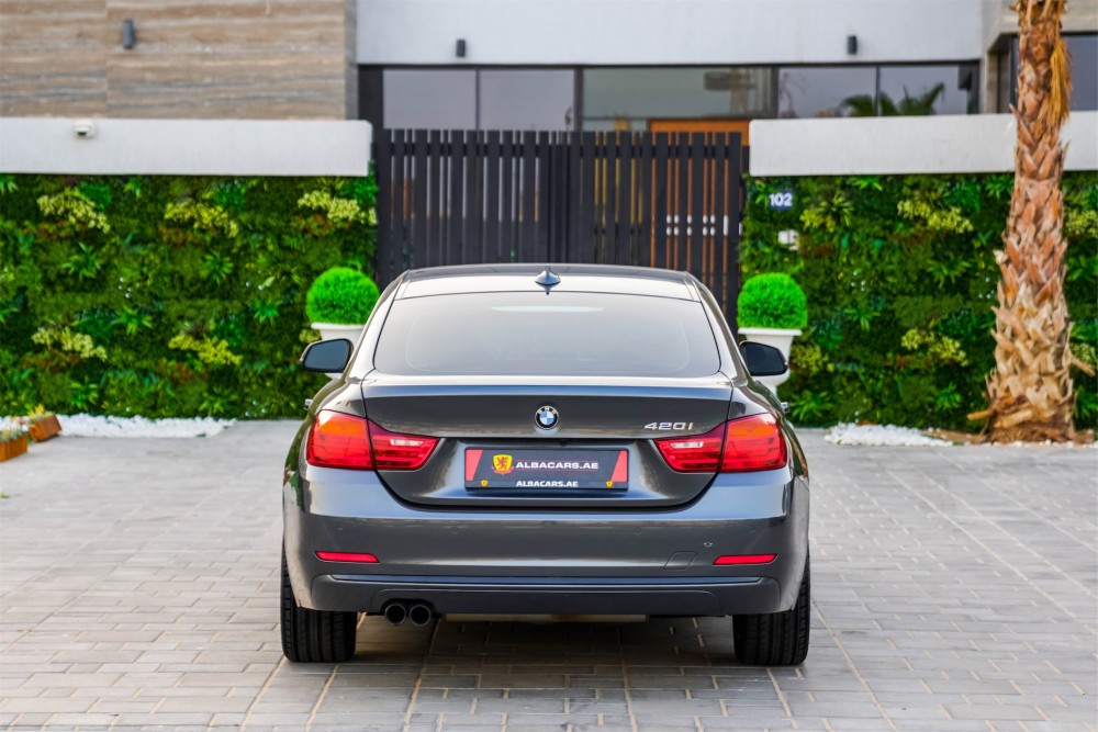 buy used BMW 420i Sport Line without downpayment