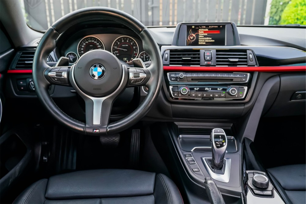 buy second hand BMW 420i Sport Line in UAE