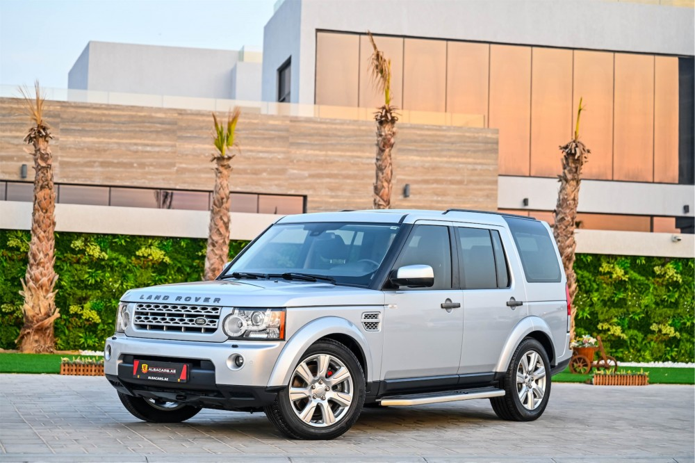 buy certified Landrover LR4 HSE 5.0L without downpayment