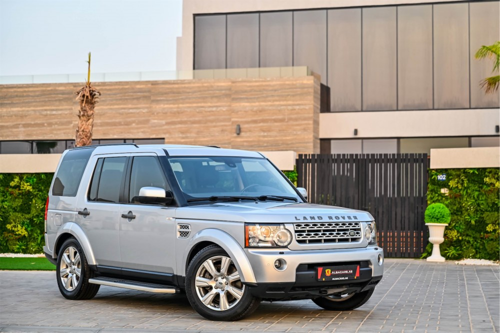 buy approved Landrover LR4 HSE 5.0L in Dubai