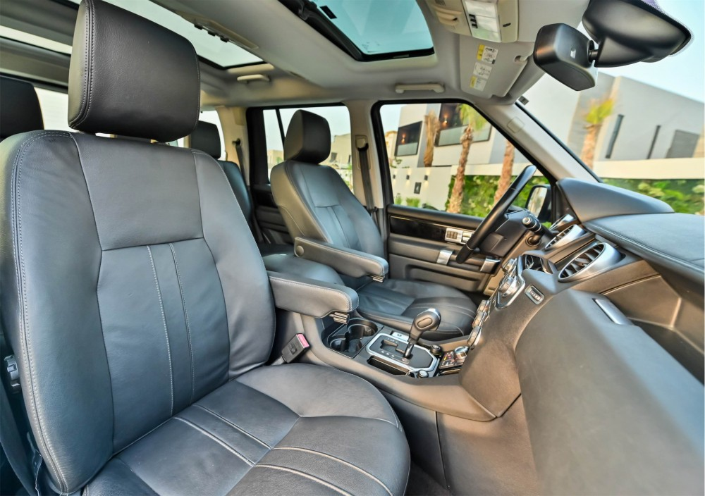 buy approved Landrover LR4 HSE 5.0L without downpayment