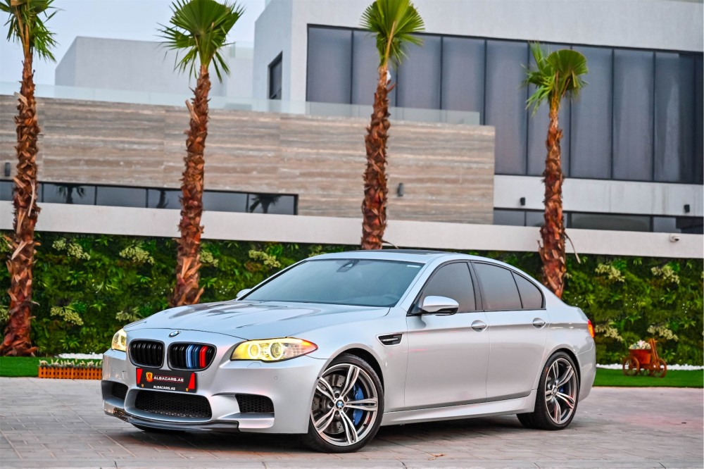 buy pre-owned BMW M5 without downpayment