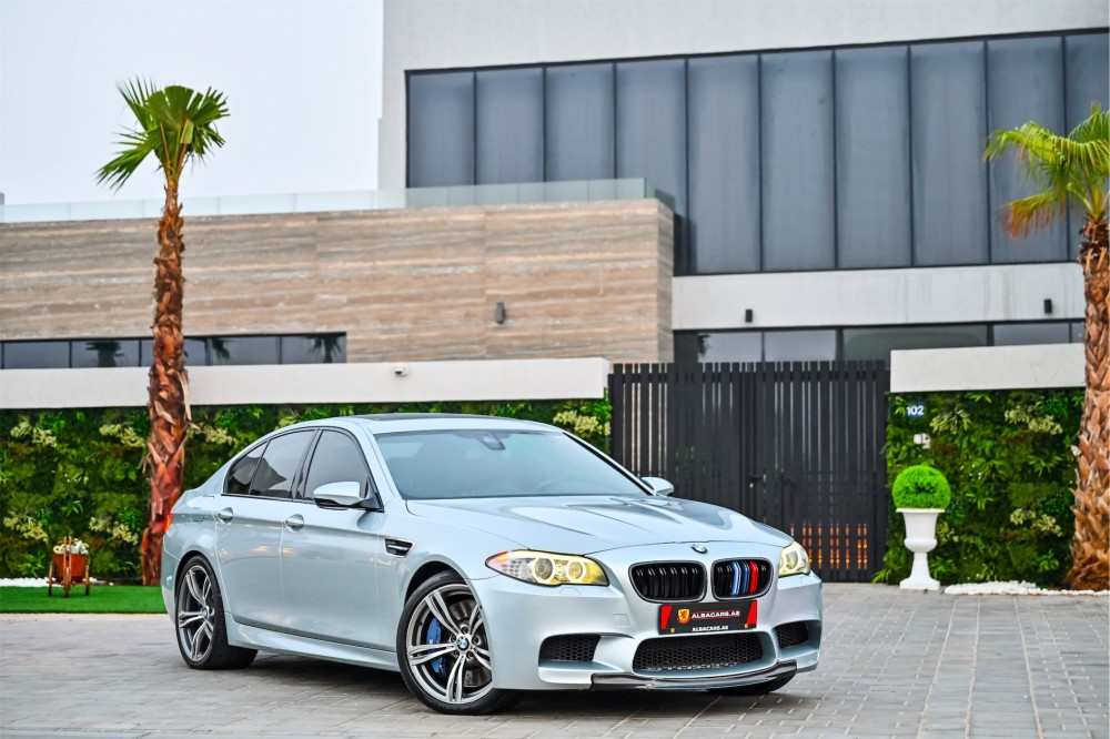 buy used BMW M5 without downpayment