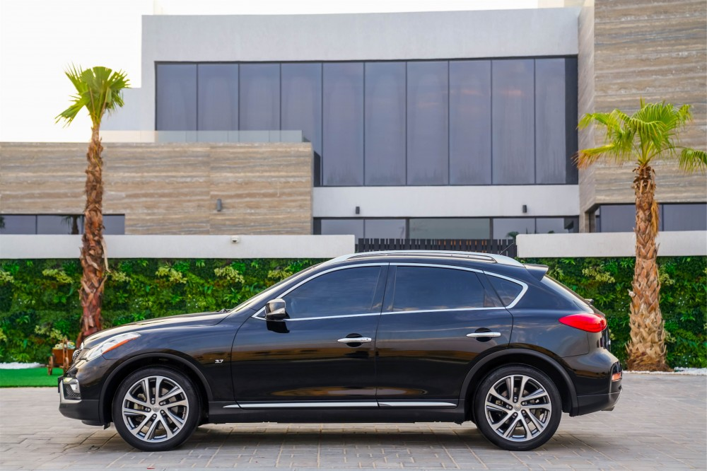 buy pre-owned Infiniti QX50 without downpayment