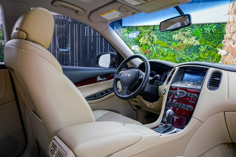 buy used Infiniti QX50 without downpayment
