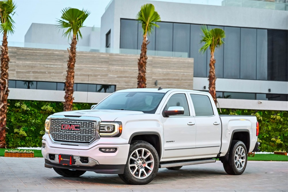 buy used GMC Sierra Denali without downpayment