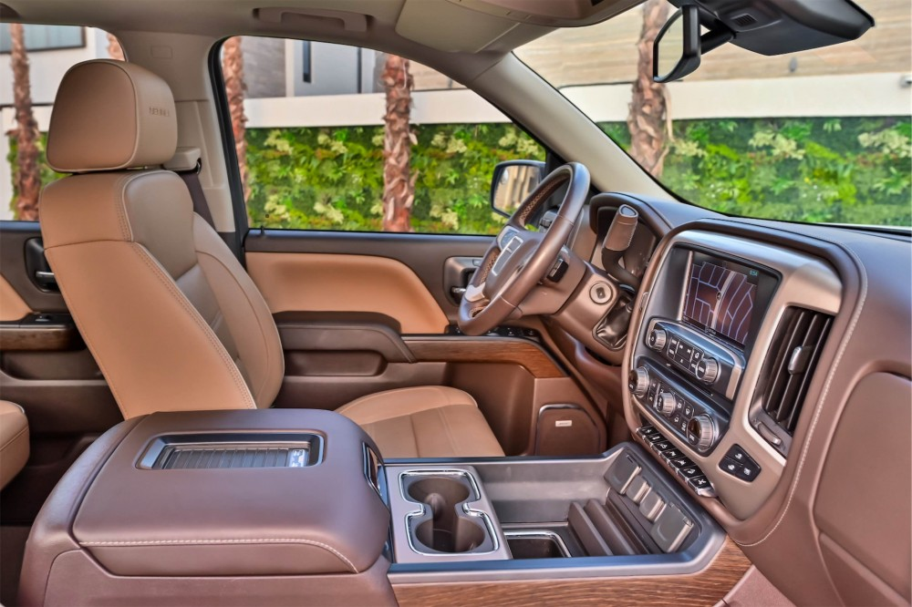 buy slightly used GMC Sierra Denali without downpayment