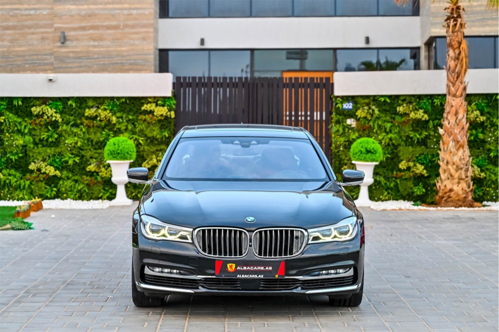 buy pre-owned BMW 750i Xdrive 4.4L without downpayment